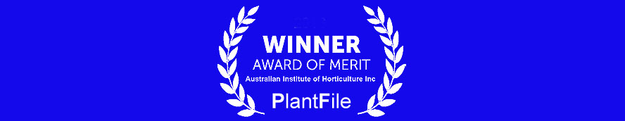 2016 Australian Institute of Horticulture Award